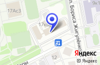 Схема проезда до компании ДИАГНОСТИЧЕСКИЙ ЦЕНТР КАВЕРИН-ЦЕНТР в Москве