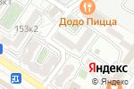 Схема проезда до компании Альта-Софт в Новороссийске