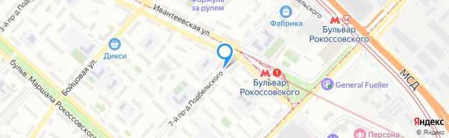 проезд Подбельского 7-й