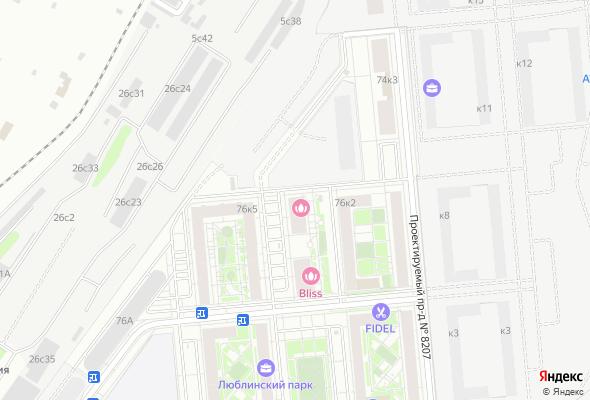 продажа квартир Люблинский парк