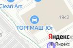 Схема проезда до компании Sweet Craft в Москве