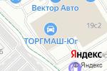 Схема проезда до компании Автомойка на ул. Перерва в Москве