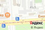 Схема проезда до компании Mr. Grey club в Москве