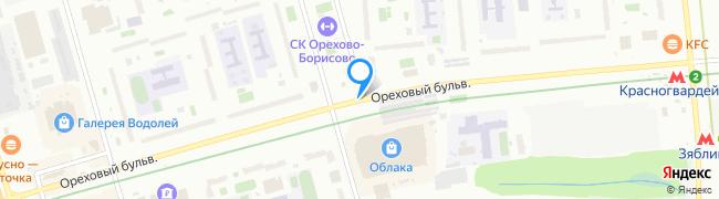 Ореховый бульвар