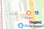 Схема проезда до компании Океан в Москве