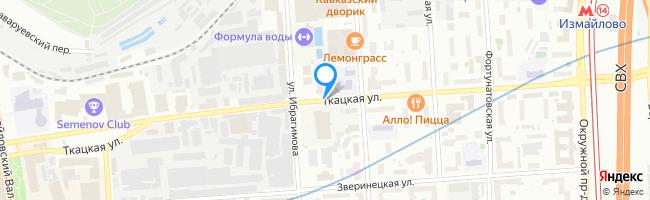 Ткацкая улица
