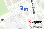 Схема проезда до компании Юлия в Москве