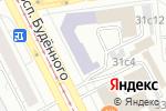 Схема проезда до компании БИАТ в Москве
