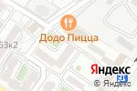 Схема проезда до компании Я играю в Новороссийске