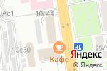 Схема проезда до компании FotoLife в Москве