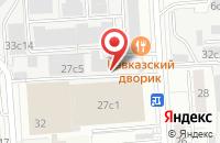 Схема проезда до компании Первая Столичная Торговая Компания в Москве