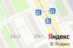 Схема проезда до компании Фото-lime в Москве