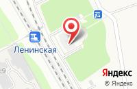 Схема проезда до компании Ленинская в Яме