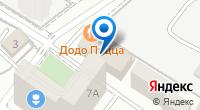 Компания Центр бухгалтерских услуг на карте