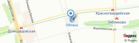 КАССИР.РУ на карте Москвы
