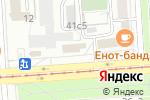 Схема проезда до компании Артпласт в Москве