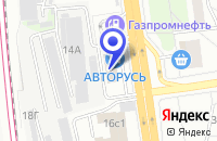 Схема проезда до компании КБ ТВЕРЬУНИВЕРСАЛБАНК в Москве