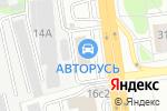 Схема проезда до компании S-LINE в Москве