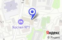 Схема проезда до компании ТД ИТАЛМАС-МЕБЕЛЬ в Москве