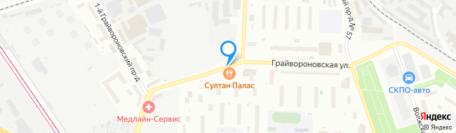 Грайвороновская улица