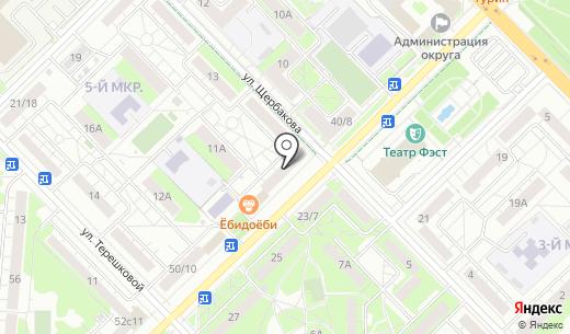 Московская областная лаборатория Судебных экспертиз. Схема проезда в Мытищах
