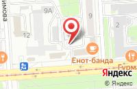 Схема проезда до компании Грандмигаль в Москве