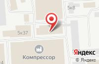 Схема проезда до компании Технологии Специальной Безопасности в Москве