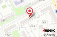 Схема проезда до компании Лэнди Старз Мьюзик в Москве