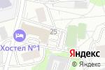 Схема проезда до компании Юрга-1 в Москве