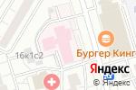 Схема проезда до компании Городская поликлиника №214 в Москве