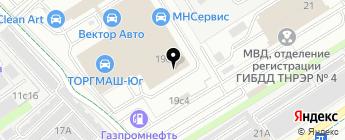Автомир на карте Москвы