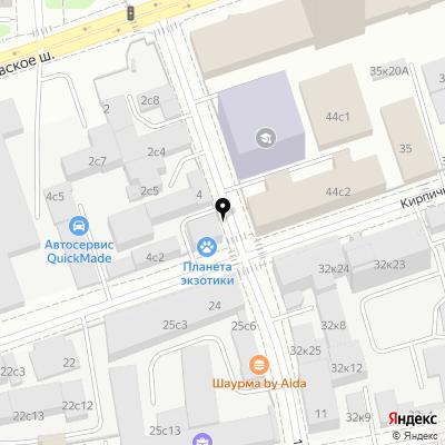 Muxoboika.ru на карте Москвы