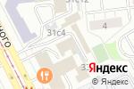 Схема проезда до компании Dragonprint в Москве