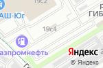 Схема проезда до компании Либростар в Москве