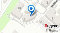 Компания Raskachaem.ru на карте