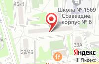 Схема проезда до компании Славянин в Москве