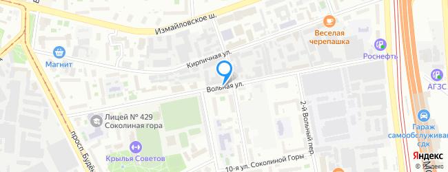 Вольная улица