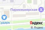 Схема проезда до компании Эликсир-М в Москве