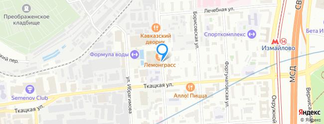 Мироновская улица
