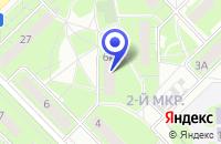 Схема проезда до компании АВТОШКОЛА в Мытищах