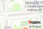 Схема проезда до компании Премьер Лифт в Москве