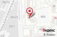 Схема проезда до компании Про-Лив в Москве