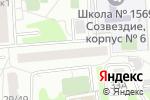Схема проезда до компании Медпластик-МСК в Москве
