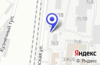 Схема проезда до компании ФИЛИАЛ ПРОМЫШЛЕННО-СТРОИТЕЛЬНЫЙ КОМБИНАТ № 179 в Москве