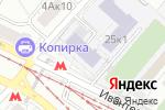 Схема проезда до компании Технологический колледж №21 в Москве