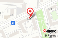 Схема проезда до компании О.Ф.О Фрея в Москве