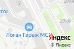 Схема проезда до компании Ваш Выбор в Москве