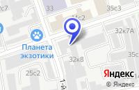 Схема проезда до компании КБ ЭРА в Москве