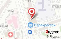 Схема проезда до компании Общество Интервенционных Онкорадиологов в Москве