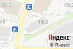 Схема проезда до компании Компания ПСК в Москве